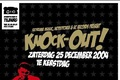 Knock Out in de 013