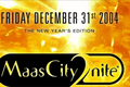 MaasCity2Nite the New Year's edition