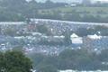 Nederlandse live act DIVE op Glastonbury Festival