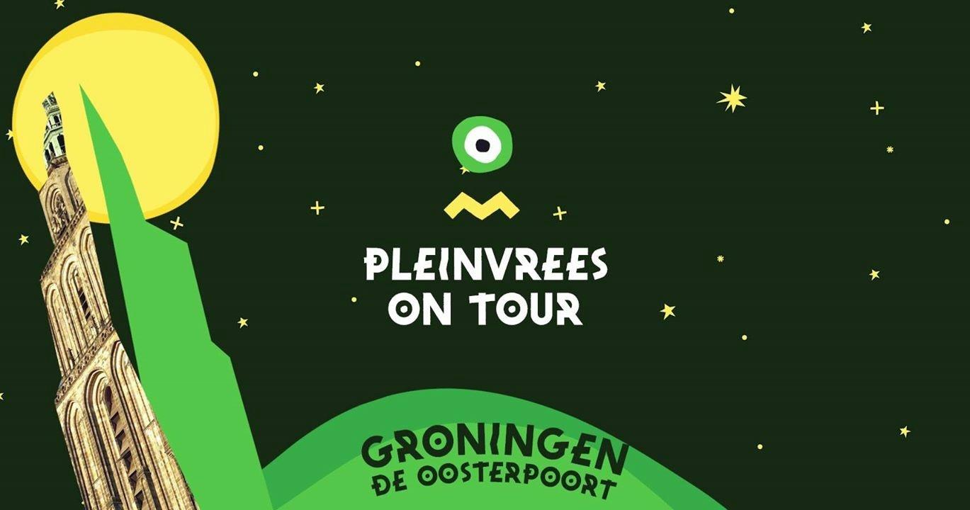 Pleinvrees on Tour