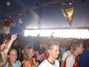 Techno tent