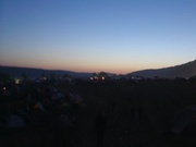 Het ochtendgloren