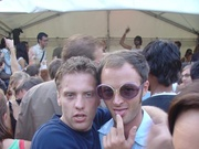 Nicky en onze Fransman