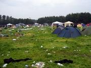 Camping maandag