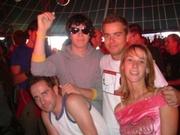 Jarno, Kees, Michael, Amber