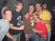 Jason, Bauke, Jeroen, Rinske en Maarten