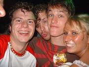 Chris, Maarten, Jeroen, Kimberly