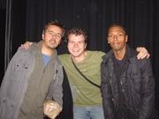 Garnier, Chris en Mills!