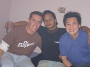 Gijs, Addi en Tjop