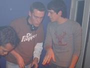DJ overleg