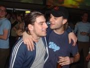 Daniël en Boris