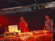 Justus Köhncke live met band