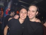 Ruben en Geert
