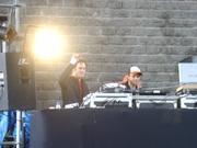 Aron Friedman en Boris Werner