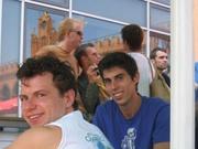 Chris en Ro