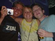 Michael, Rinske en Pieter