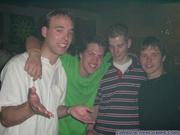 Geert, Niels, Bauke en Bob