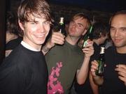 Bauke, Iddo en Geert
