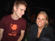 Dirk en Kimberly