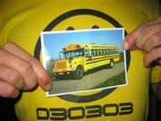 Vette bus!
