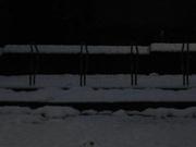 En het sneeuwde!!!