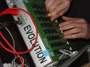 Powered by Evolution midi-controller