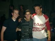 Bauke, Roderick en Bob
