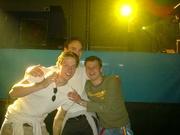Dennis, Geert en Chris