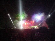 Lasers op Open Stage