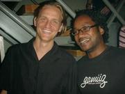 Michel de Hey en Steve Rachmad (te gast)