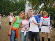 Maren, Caroline en Gijs