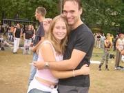 Caroline en Geert