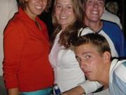 Maren, Caroline, Gijs en Bob