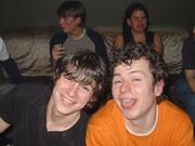 Ruud en Chris