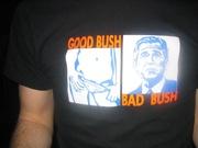 Good Bush, Bad Bush