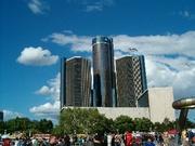 GM gebouw (bijna op het festival terein!)
