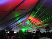 Music Institute tent