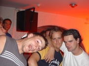 Roy, Dorus en Twan