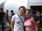Chris en Sarina
