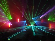 Lasers @ Area Y
