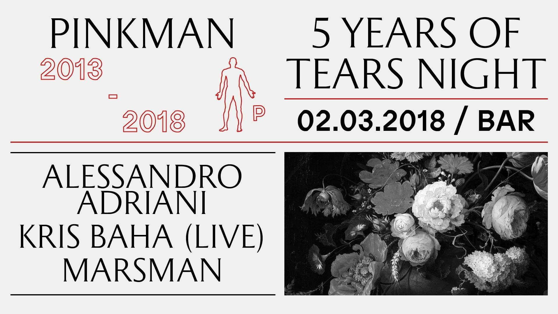 Pinkman -  5 Years Of Tears