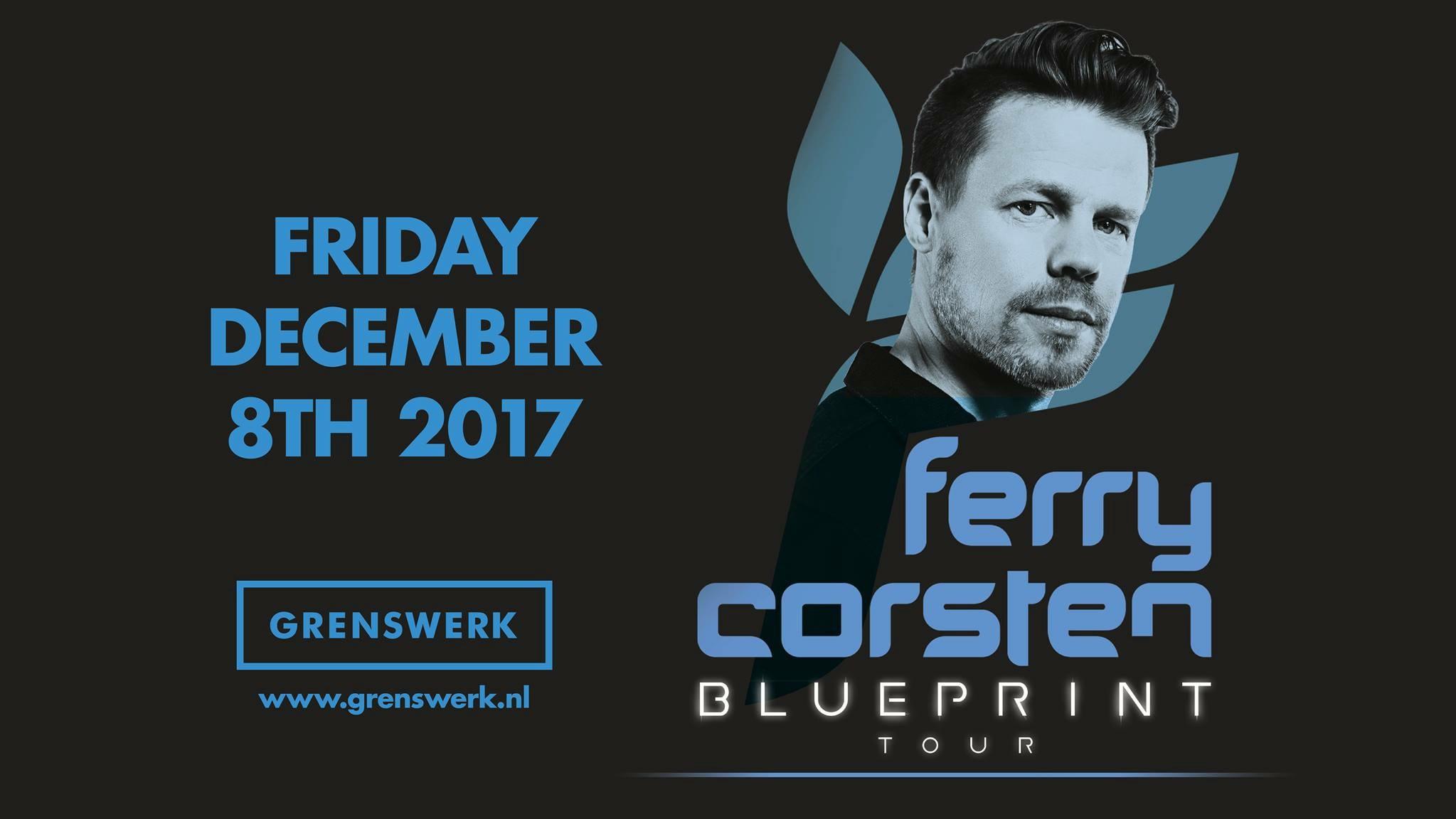 Ferry Corsten Blueprint Album Tour