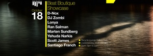 Beat Boutique Showcase