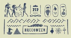 PIP Halloween - Ancient Egypt