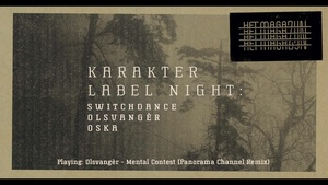 Karakter Records Label Night