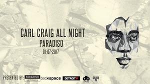 Carl Craig all night long