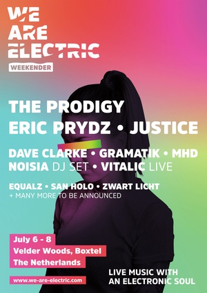 We Are Electric Weekender 2018 - Dag 1