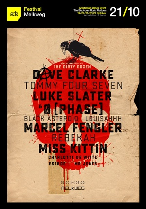Dave Clarke presents The Dirty Dozen