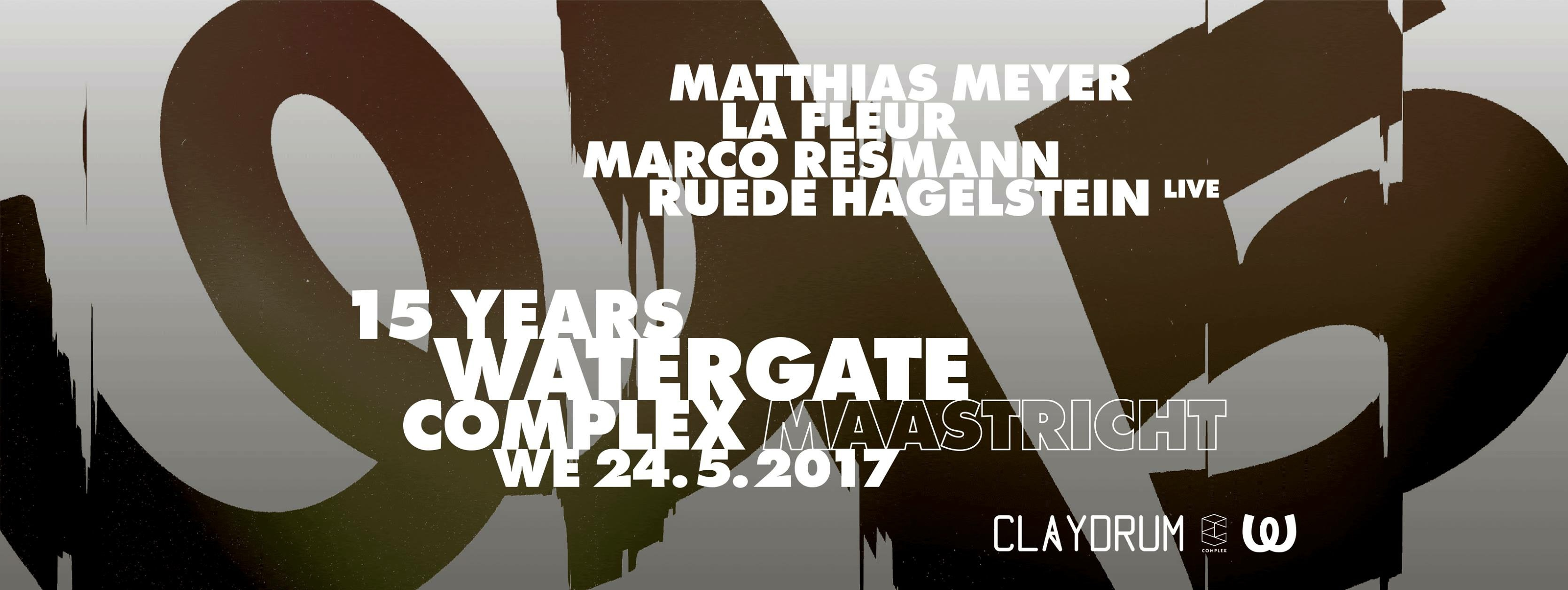 15 Years Watergate Berlin