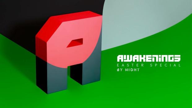 Awakenings Easter Special By Night